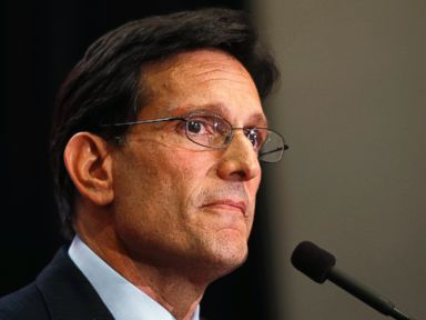 Why Eric Cantor's Big Loss Isn't Really That Surprising