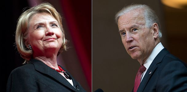 AP GTY hillary clinton joe biden split hero jt 130914 33x16 608 Will Obama Stay Neutral in 2016?