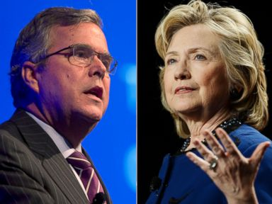 The Hillary And Jeb Show Comes To Dallas