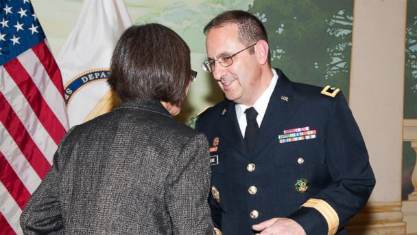 AP Gen Harold Greene emd 20140814 16x9 608 Slain General Remembered at Pentagon Memorial Service