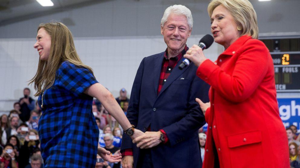 Bill Clinton Would Be 39 In Charge Of Revitalizing The