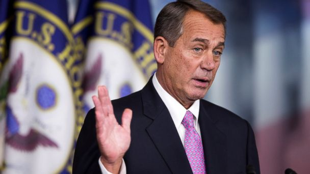 AP John Boehner DC 131205 16x9 608 Boehners Rx For GOPs Women Woes: Be More Sensitive