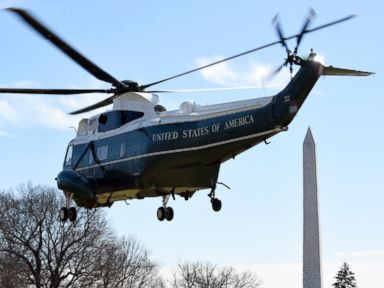 Flashback: Obama Expressed Concern About Marine One Costs