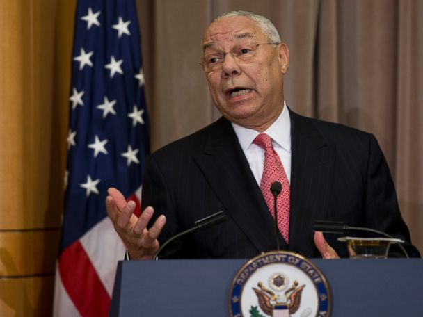 Colin Powell to Vote for Hillary Clinton