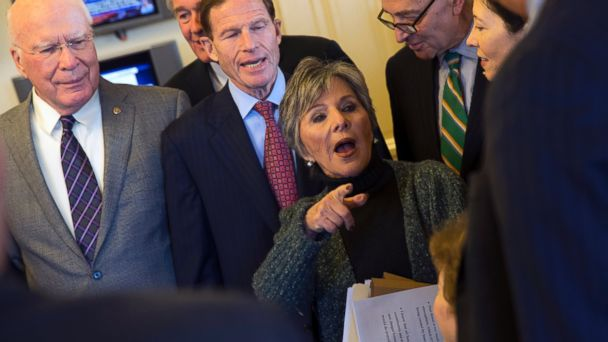 AP Senate All Nighter ml 140311 16x9 608 Climate Change Keeps Senate Democrats Up All Night Long