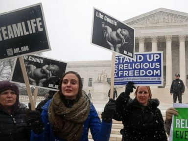 Contraception Latest Supreme Court Rift on Obamacare