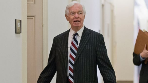 AP Thad Cochrane DC 131206 16x9 608 Sen. Thad Cochran Gears Up for GOP Old Guard vs. Tea Party Contest