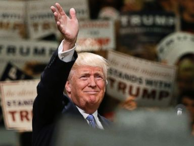 Trump Reaches Number of Delegates Needed for GOP Nomination