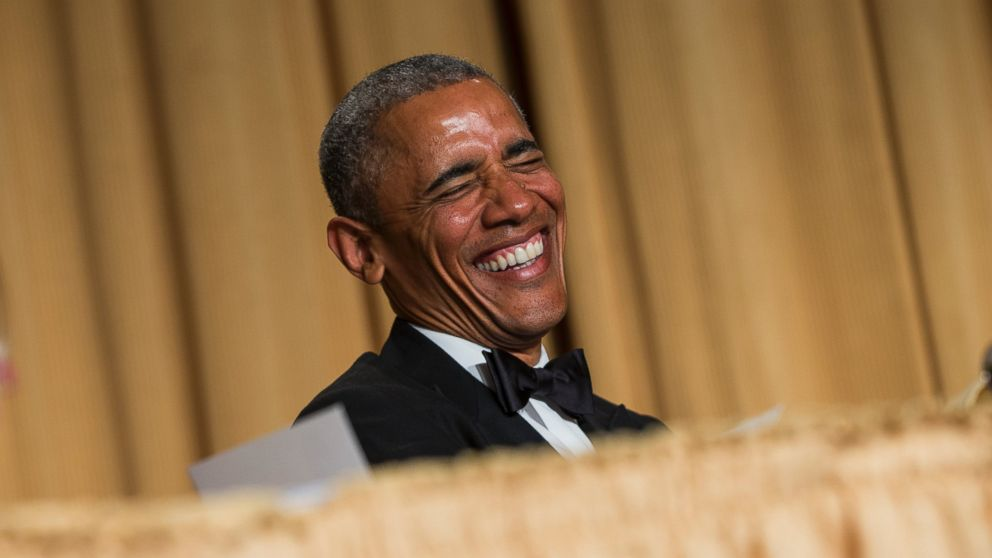 does obama write his own speeches As president barack obama polishes his speech  white house correspondents' dinner: obama vs trump  he mocked his own reliance on teleprompters.