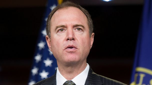 PHOTO: In this Sept. 16, 2014 file photo, Rep. Adam Schiff, D-Calif. speaks on Capitol Hill in Washington.