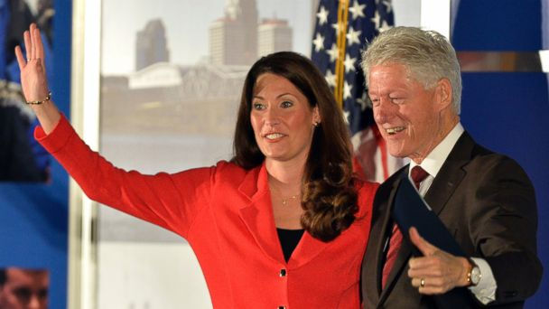 AP alison lundergan grimes bill clinton sr 140225 16x9 608 Be Related! And 4 Other Ways To Get the Clintons To Stump For You