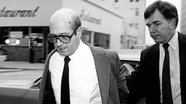 PHOTO: Convicted spy Arthur Walker