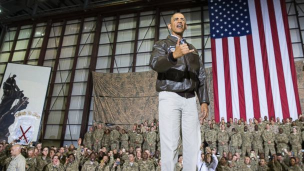 AP barack obama afghanistan 2 jt 140525 16x9 608 Five Ways Obama Wants To Change Foreign Policy