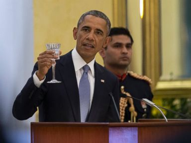 State Dinner for Obama: an Indian Food Lover's Dream