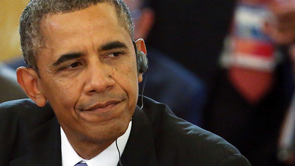 PHOTO: President Barack Obama