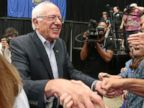 PHOTO: Democratic presidential candidate, Sen. Bernie Sanders shakes hands with supporters after speaking at a political rally in Madison, Wis., July 1, 2015.