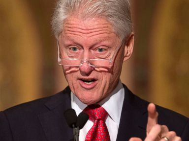 Bill Clinton Accuses Political Press Of 'Blindness'