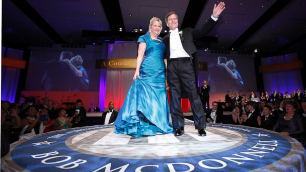 AP bob mcdonnell maureen mcdonnell sr 140121 16x9 608 Ferraris, Rolexes And A Shopping Spree: Inside The Extravagant Life Of Bob McDonnell And His Wife