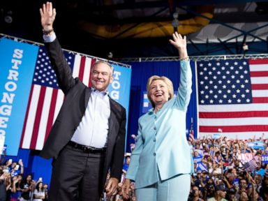 Tim Kaine Says He's Given 'Candid Advice' to Hillary Clinton