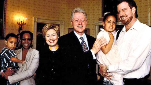 AP clinton nyc mayor sk 140101 16x9 608 NYC Mayor Bill de Blasio, Clintons Make Political Marriage Official