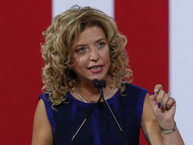 How Debbie Wasserman Schultz's Dramatic DNC Exit Unfolded