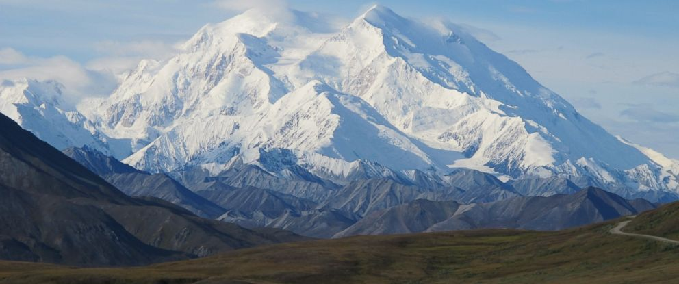 PHOTO: Denali is seen on Aug. 19, 2011.