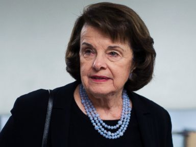 Sen. Dianne Feinstein: Sanders' Campaign 'All But Over'