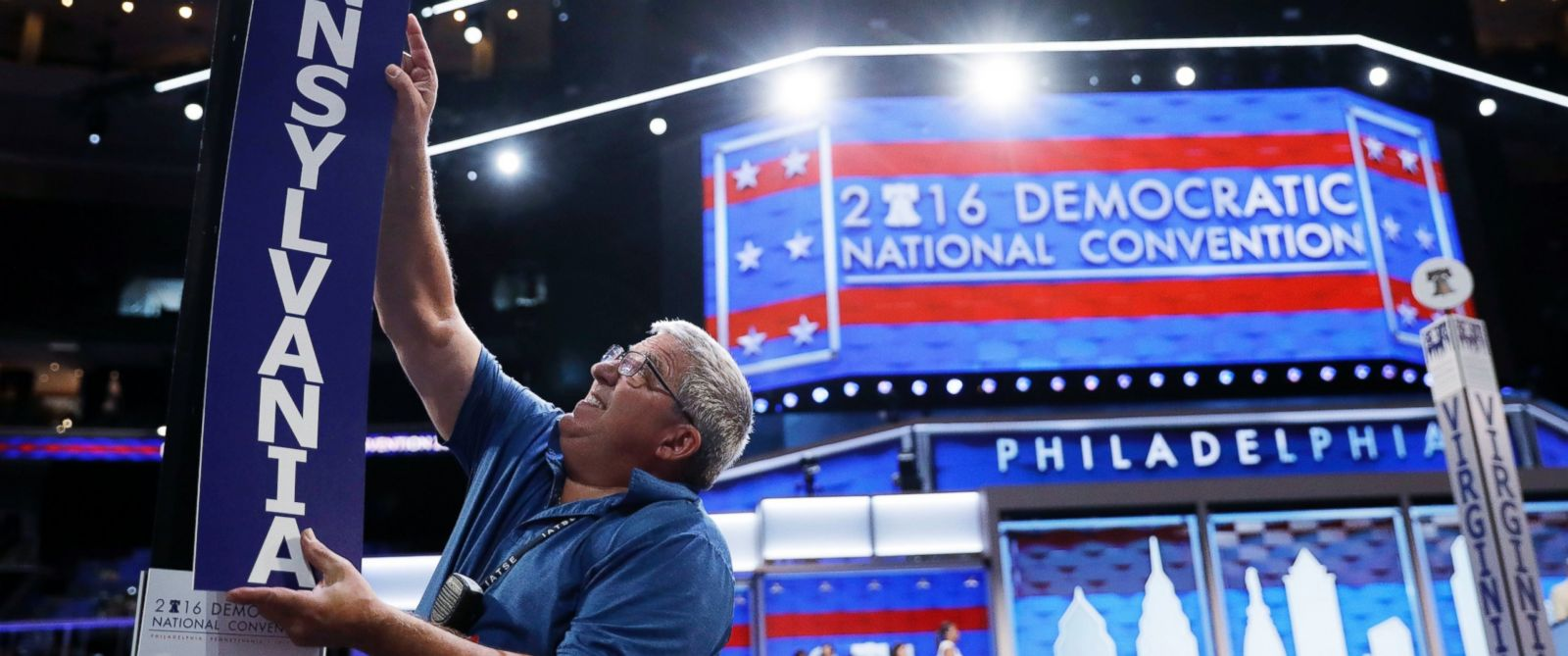 What are they going to discuss tonight on the democratic national convention?