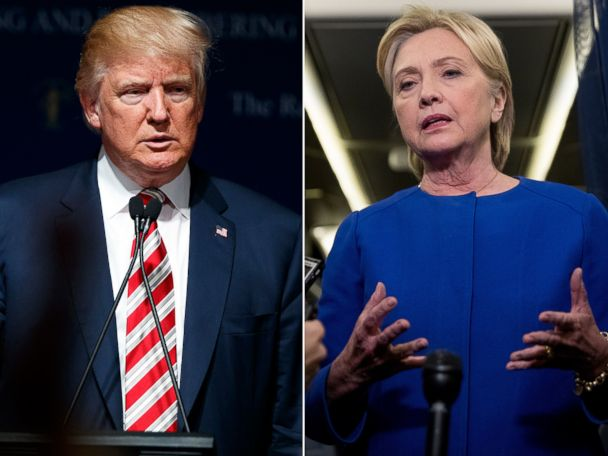 Who Hillary Clinton and Donald Trump Invited to the First Presidential Debate