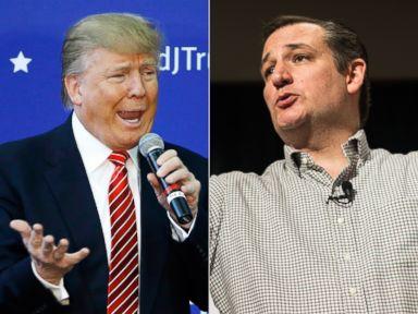 Trump Tweets He Has 'Standing to Sue' Cruz