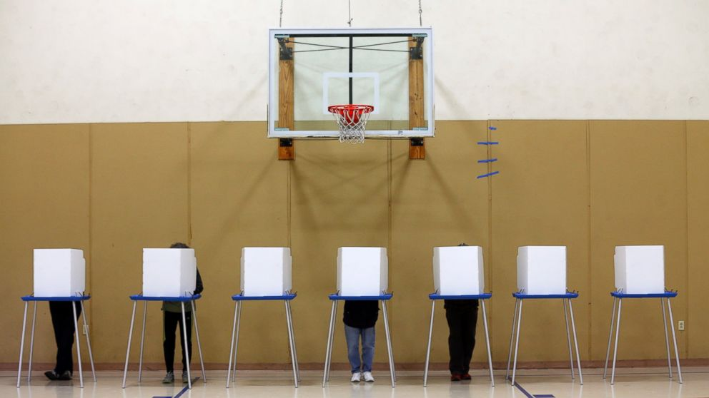 Where Do I Vote on Election Day 2014