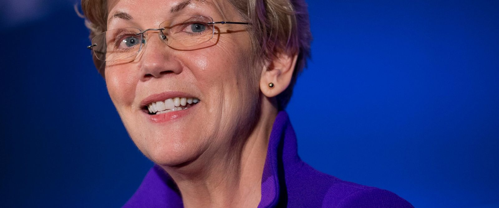 PHOTO: Sen. Elizabeth Warren, D-Mass. speaks to the Center for American Progress??s Second Annual Policy Conference in Washington, Nov. 19, 2014.