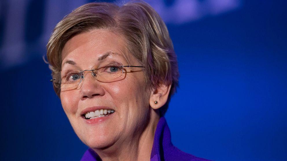 Warren on Clinton's Shortlist for Vice President Pick