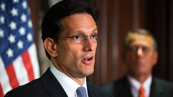 AP eric cantor nt 130509 16x9 608 House OKs GOP Comp Time Bill in Time for Mothers Day