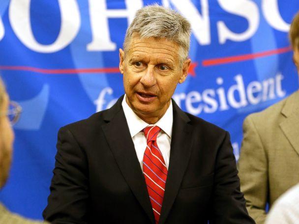 Gary Johnson Wins Libertarian Nomination for President