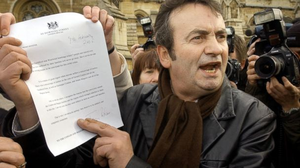 AP gerry conlon jt 140622 16x9 608 Guildford Fours Gerry Conlon, Wrongfully Jailed for IRA Bombing, Dies at Age 60