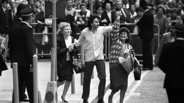 AP gerry conlon old bailey jt 140622 16x9 608 Guildford Fours Gerry Conlon, Wrongfully Jailed for IRA Bombing, Dies at Age 60