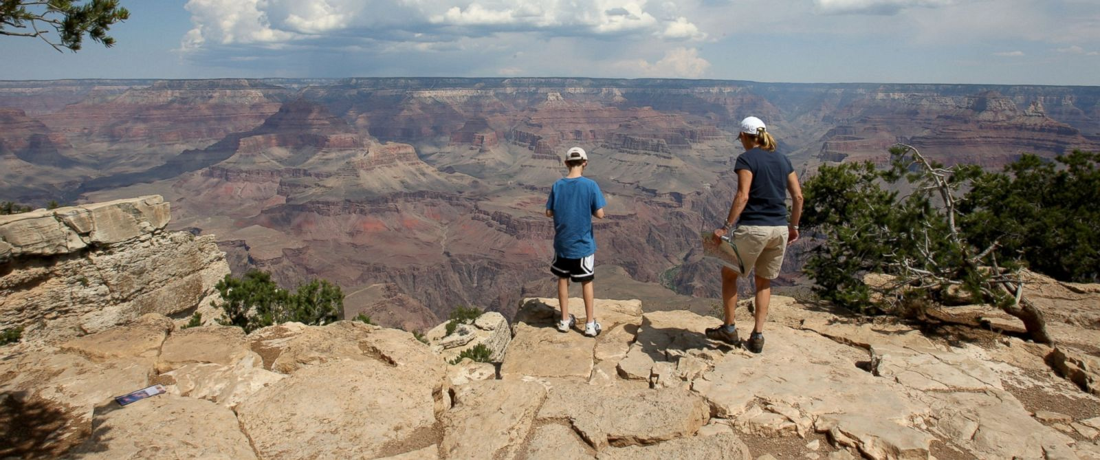 PHOTO: A spectacular view is seen from the South Rim at the Grand Canyon National Park, Ariz., Sept. 2, 2009.