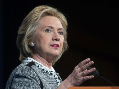 Clinton Warned of 'Risk' With Being Frontrunner for Nomination