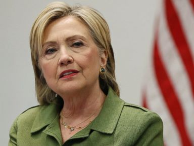 Clinton Receives 1st Classified Briefing as Democratic Nominee
