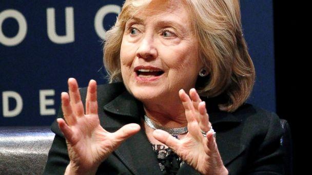 Clinton: Putin Isn't Hitler, He's Just Using Hitler's 'Tactics'