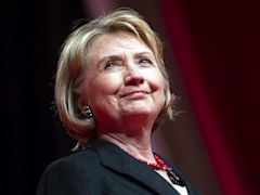 PHOTO: Former Secretary of State Hillary Rodham Clinton