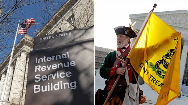 Locals condemn IRS for tea party targeting