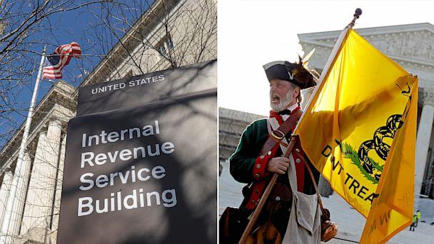 AP irs tea party nt 130514 16x9 608 IRS Scandal Reaches Farther Than Just Cincinnati