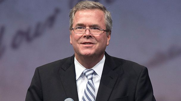 AP jeb bush jef 130918 16x9 608 Jeb Bush Cautions GOP Over Efforts to Defund Obamacare