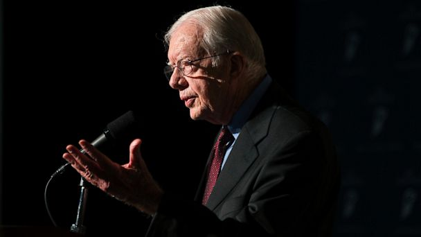 AP jimmy carter jef 130717 16x9 608 Jimmy Carter on George Zimmerman Verdict: Right Decision