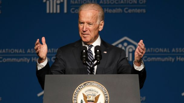 AP joe biden healthcare sr 140321 16x9 608 Biden: Sign Up For Obamacare So Law Can Last Forever