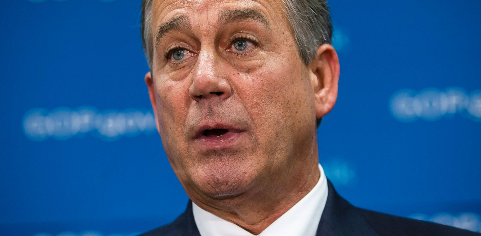 PHOTO: John Boehner