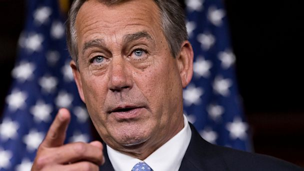 AP john boehner obamacare response thg 130709 16x9 608 The Note: A Go Slow Approach To Immigration Reform