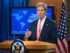PHOTO: John Kerry Talks State Of Syria